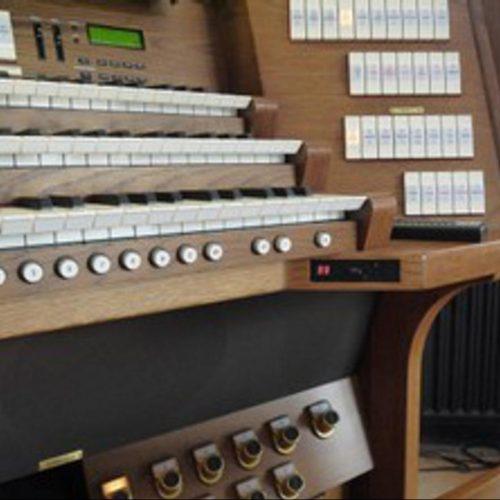 Orgle Organum III Ahlborn