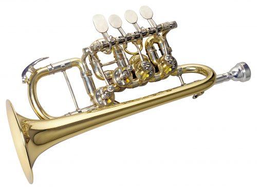 Pikolo trobenta mod. P81 G MTP