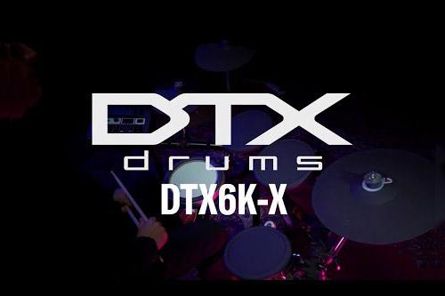 Elektronski bobni Yamaha DTX6