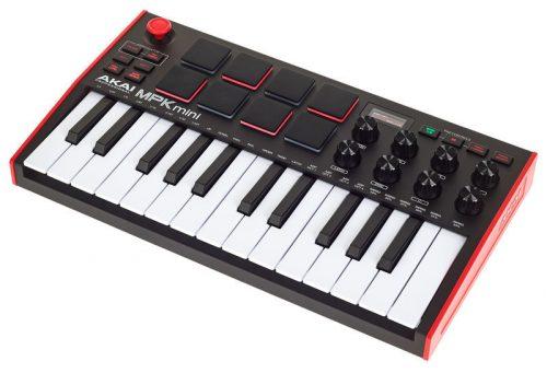 MIDI kontroler Professional MPK Mini MK3 AKAI