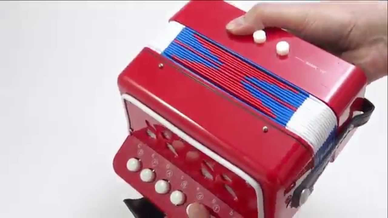 Harmonika za male prstke