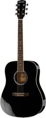 Akustična kitara D-120BK Harley Benton