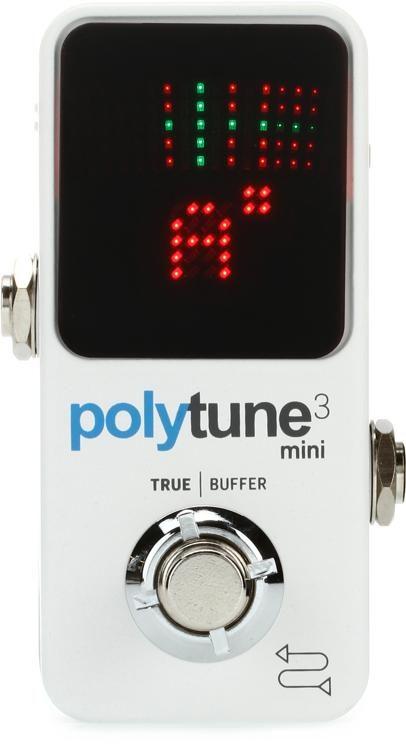 Pedal za uglaševanje Polytune 3 Mini tc electronic