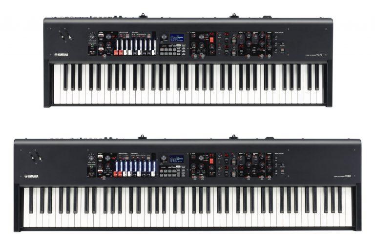 Električna klaviatura YC73 in YC88