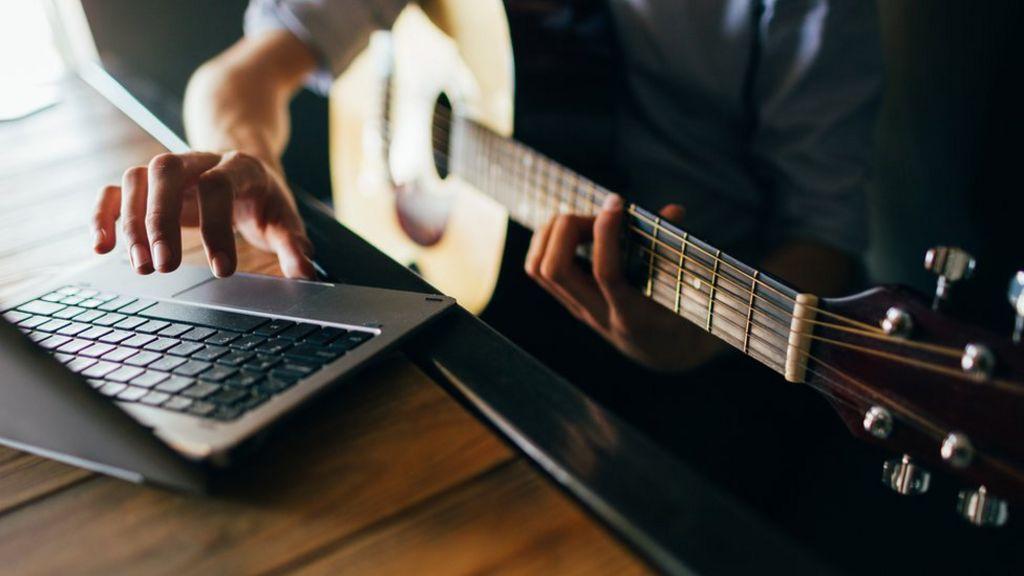 Samoiniciativa na glasbeni poti
