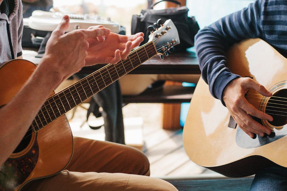 Zasebni učitelji glasbenih predmetov