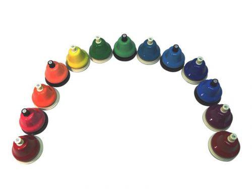 Intonacijski altovski kromatični zvončki Fuzeau