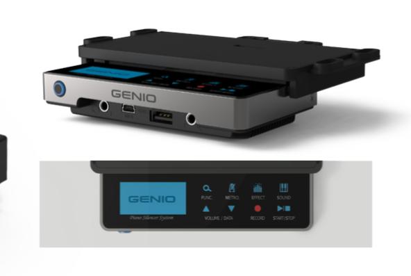 Genio - vmesnik za tiho igranje