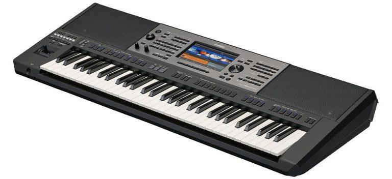 Električna klaviatura PSR-A5000