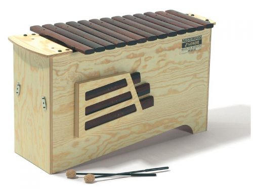 Basovski ksilofon GBKX 10 Meisterklasse Sonor