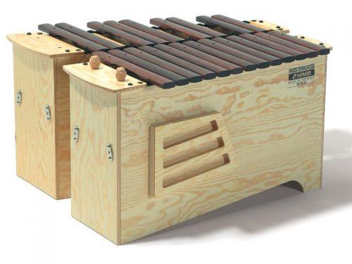 Basovski ksilofon GBKX 30 Meisterklasse Sonor