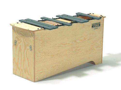 Basovski metalofon - kromatični dodatek GBKM 20 Meisterklasse Sonor
