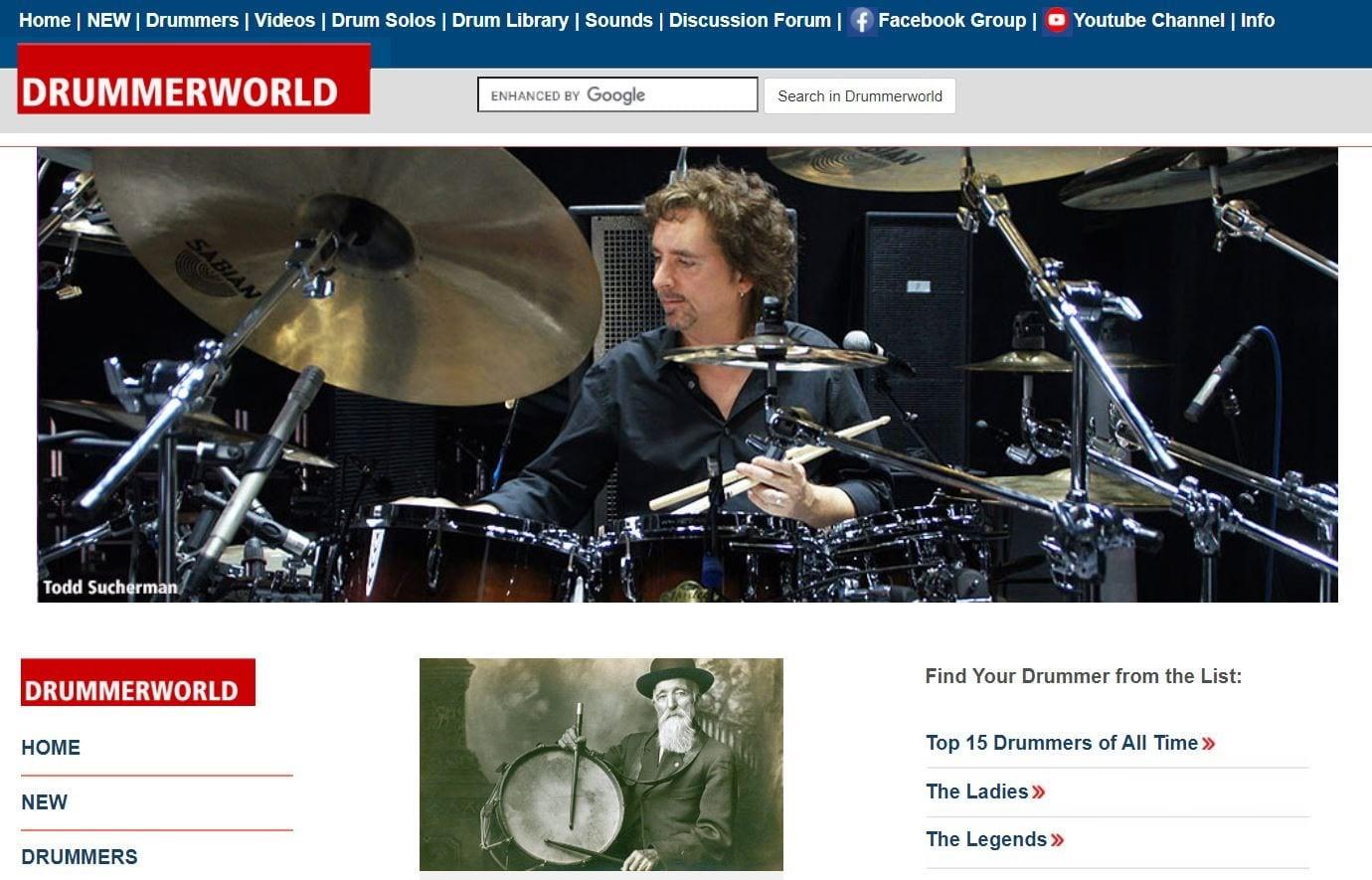 Drummer World
