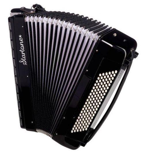Harmonika 120 BK Startone