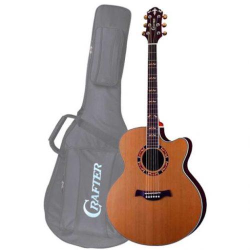 Elektro-akustična kitara STG J-18ce Crafter