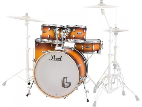 Set bobnov Decade Maple Classic Satin Amburst Pearl