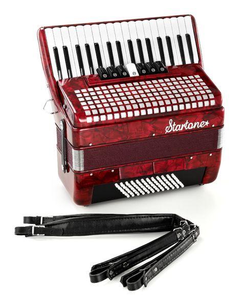 Harmonika 72 Red Startone