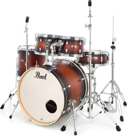 Set bobnov Decade Satin Brown Burst Pearl