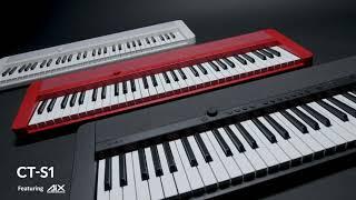 Električna klaviatura CT-S1 Casio