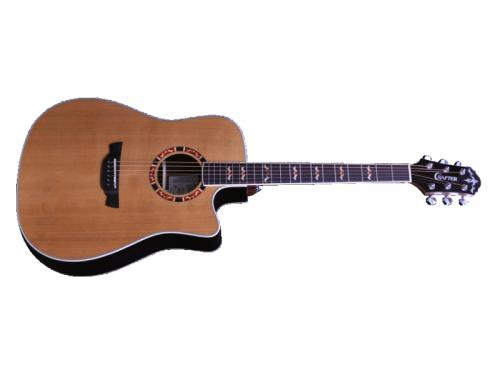 Elektro-akustična kitara STG D-18ce Crafter