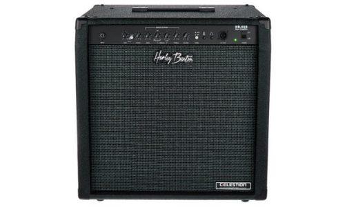 Ojačevalec za električno bas kitaro HB-80B Harley Benton