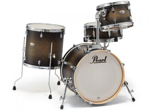 Set bobnov Decade Satin Black Burst Pearl
