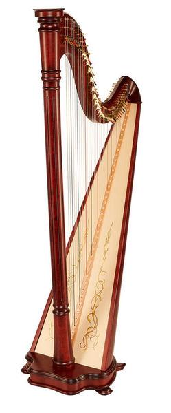 Harfa SALA40-DXMGP Ana Mahogany Salvi