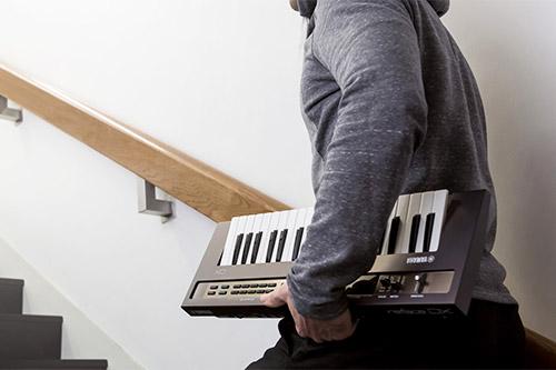 Električna klaviatura Yamaha Reface DX Mini FM