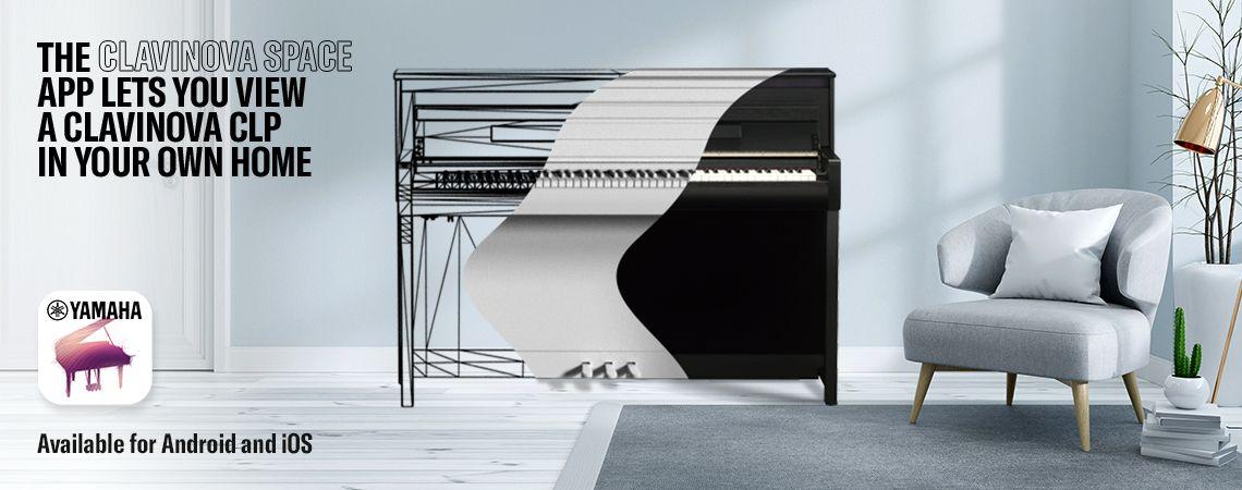 Prinesi klavir v svoj dom