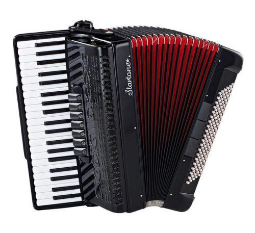 Harmonika Black MKII 120 Startone