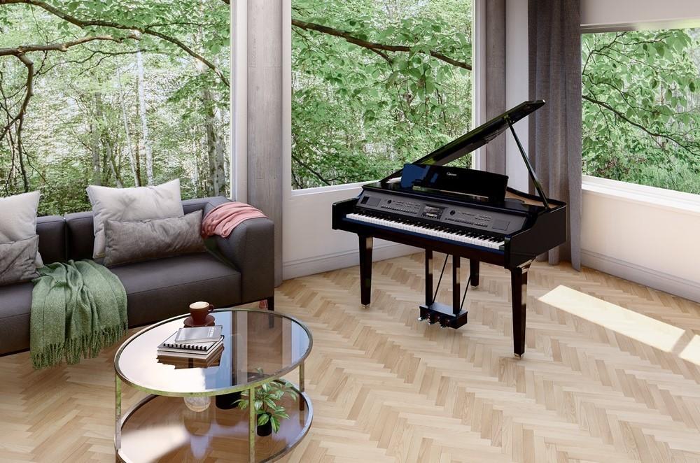 Naj zazveni po klavirju
