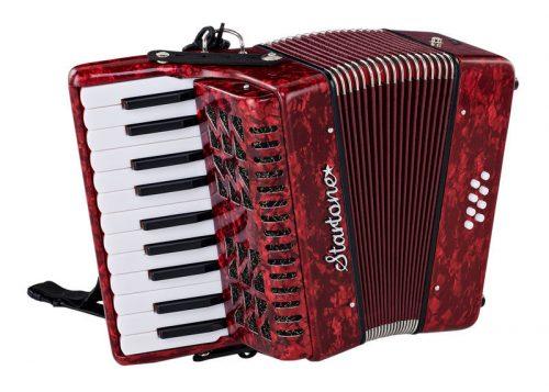 Harmonika Kids Red MKII Startone