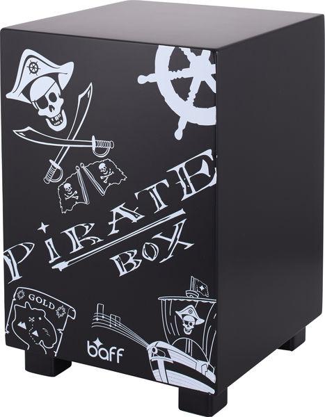 Cajon Pirate Box Baff