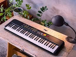 Kakovost zvoka Yamahine klaviature PSR-F52